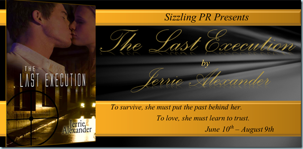 The Last Execution - Jerrie Alexander - Banner