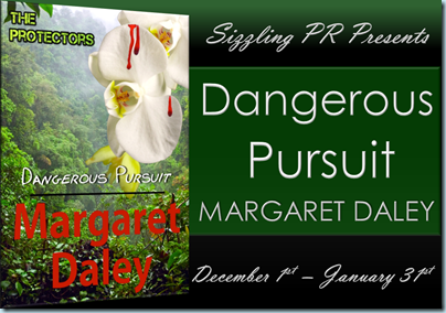 Dangerous Pursuit - Margaret Daley - Banner
