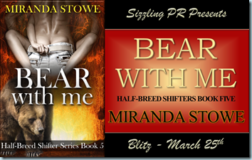 Bear With Me by Miranda Stowe