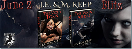The Torn Vixen & The Torn Arises Banner 450 x 169