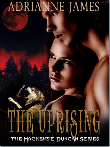 The Uprising ebook cover