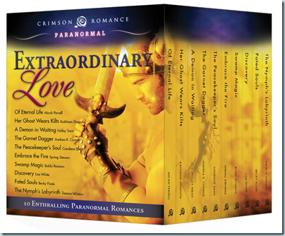 Extraordinary Love Bundle Cover